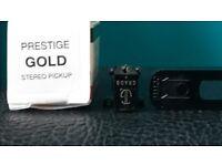 USED GRADO PRESTIGE GOLD MM CARTRIDGE