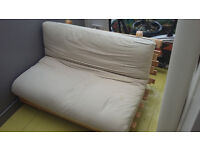 Double bed futon/sofa