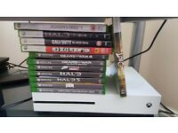 Xbox one s game bundle