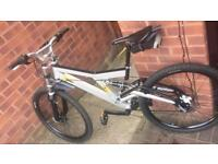 Club roost full suspension mint bike not a scratch with fox shox