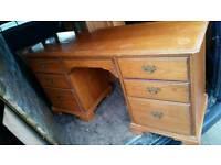 Large desk / Dressing table