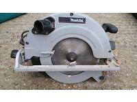 Makita 5903R 235mm circular saw, 110v