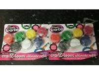 Two packs of loom bands sets brand new in packet