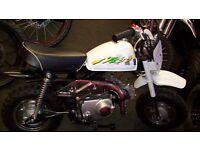 MONKEYBIKE - BRAND NEW OFF ROAD MOTORCYCLE !!!