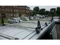 Volkswagen Transporter T5 roof rack and bulkhead for sale