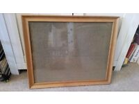 """IKEA FANAHOLM SOLID PINE PICTURE FRAME 15"""" × 19"""""""