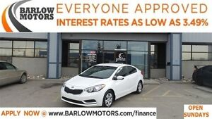 2015 Kia Forte 1.8L LX (APPLY NOW DRIVE NOW)