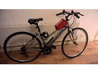 Apollo Excelle Womens Hybrid Bike used