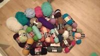 Lot de balle de laine (40)