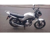 YAMAHA YBR 125cc 2008 58 Plate Very Reliable - Clean Condition