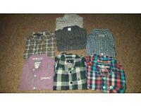 Boys shirts.