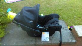 Joie Juva baby car seat