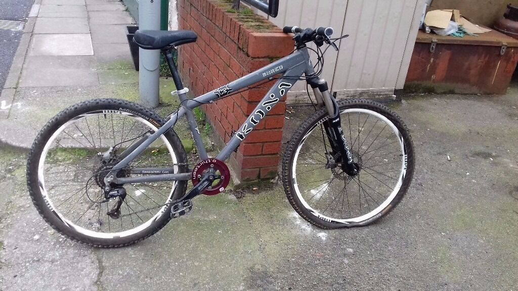 Kona Shred Downhill Mountain Bike In Liverpool Merseyside Gumtree