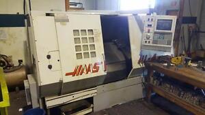 1997 HAAS HL 4 CNC lathe