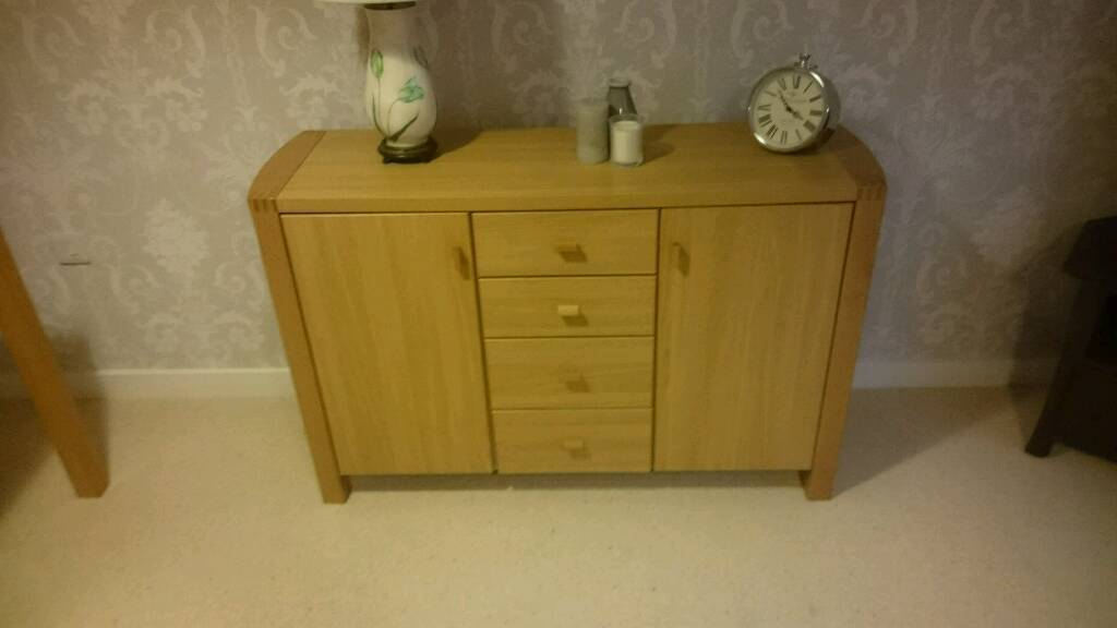Table and Sideboard Solid wood dfs