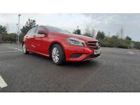 Mercedes-Benz, A CLASS, CDI, fuel efficiency 2013