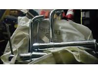 Howdens kitchen mixer taps x2
