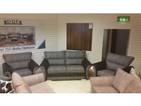 BRAND NEW DQF Trinity Sofa 3 + 2. ONLY £599!!!