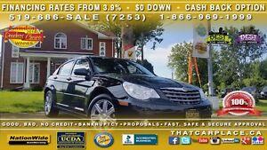 2010 Chrysler Sebring Limited-$54/Wk-Roof-Lthr Htd Fr Sts-Cruise