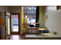 CAFE BUSINESS FOR SALE £6,000.00