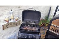 Gas bbq 2 burner with bottle £30