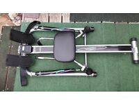 dual sculling rowing machine, vfit HR3