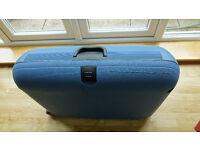 Blue Carleton Hard Suitcase