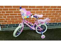 Disney Princess Childs Bike