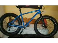 Fat boy mountain bike