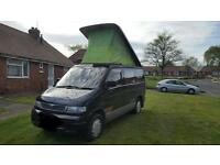 MAZDA BONGO AUTO FREE TOP UP 4BERTH WITH FULL PROFACTIONAL SIDE CONVERSION