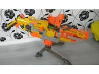Havok fire EBF -25 nerf gun