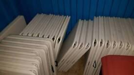 Heavy duty folding tables - as new