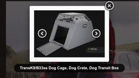 K9 Transit box ( unused)