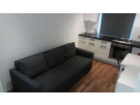 Furnished Studio Flat available in Brent Housing Benefit. DSS Accepted