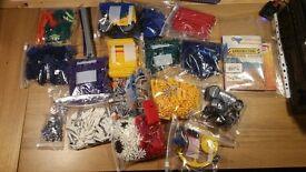 K-nex children's construction kit, 1500 pieces approx. 4kg