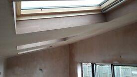 plasterer/general builder....14 years experience