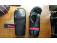 BCS Kickboxing Sparring Gloves