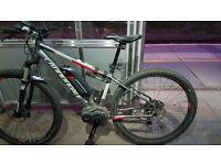 Electric Mountain Bike Tramount Cannondale