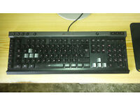 Corsair Keyboard & Mouse - suitable for PC gaming