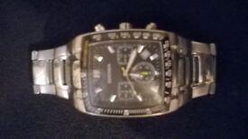 Sekonda tachymetre watch for sale