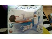 Water Whirl home spa