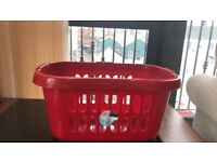 Small basket for laundry