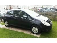 Vauxhall Corsa eco cdti (30 a year tax)