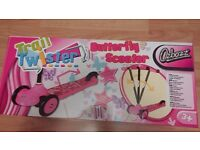 Ozbozz Trail Twister Butterfly Scooter - Brand New - Never been opened