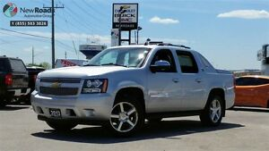 2013 Chevrolet Avalanche LTZ LTZ Black Diamond, One Owner