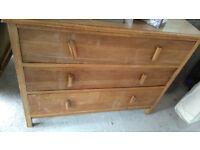 Chest of drawers - three drawers