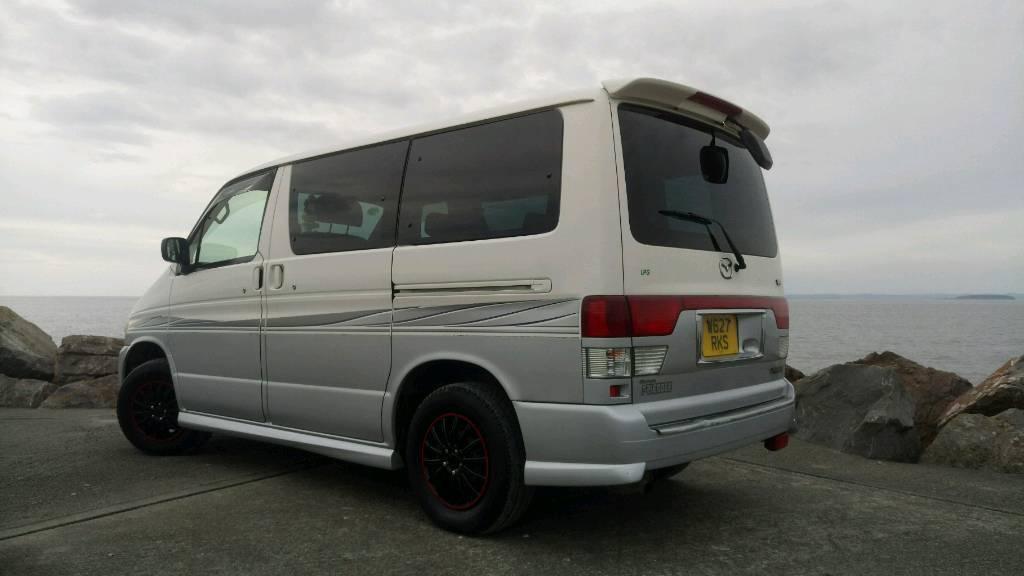 3de9447ee1 Mazda bongo camper with lpg