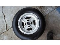 ford capri wheels and tyres