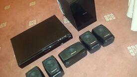 panasonic dvd theater sound system SC-XH70
