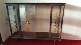 Vintage side cupboard
